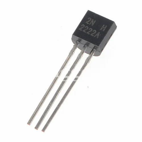2n222a npn transistor at rs 5 piece npn transistor id 15345322088