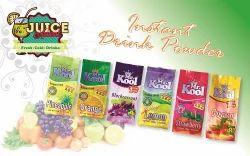 Instant Fruit Drink Powder