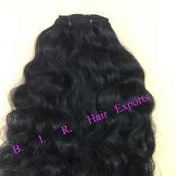 Single Donar Wavy Curly Hair
