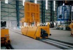 Electro Hydraulic Mobile Coil Tilter