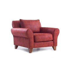Restaurant Single Seater Sofa