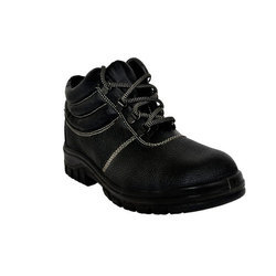 PU Sole Leather Safety Shoes