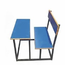 Two Seater Dual Desk Bench