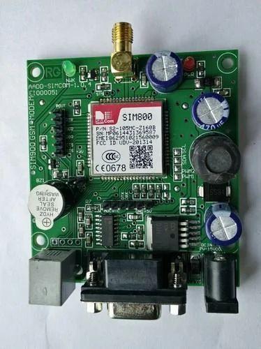 SIM800A Quad Band GSM & GPRS Serial Modem