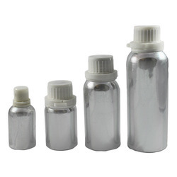 Aluminum Pesticide Bottle