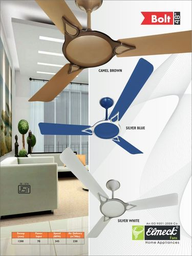 Industrial Electrical Materials Ceiling Fans Service Provider