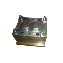 Mild Steel Die Mould, Packaging Type: Wooden Box, for Injection Moulding