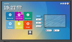 Multi Touch Panel 65 Inches
