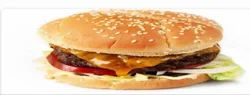 Burger Home Delivery Service