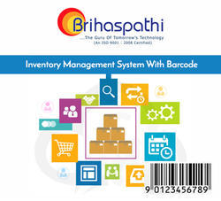 Inventory Management System With Barcode