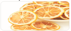 Dehydrated Lemon Flakes