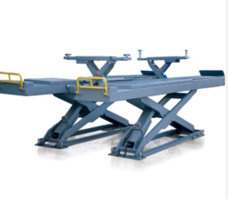 Wheel Alignment Scissor Lift