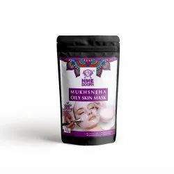 Oily Skin Face Mask - Mukhsneha, For Personal