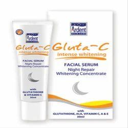 Whitening Facial Repair Night Serum, Normal Skin, Packaging Size: 30 Ml
