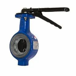 Honeywell Manual Butterfly Valve