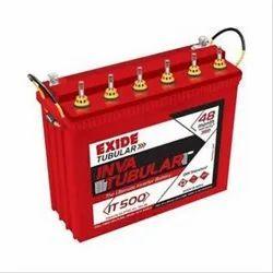 Exide Tubular Battery, 12 V, Packaging Type: Box