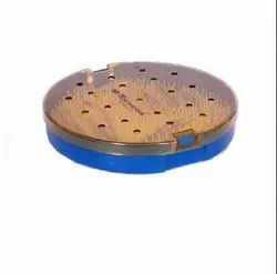 Sterilization Round Tray(Double Dacker)