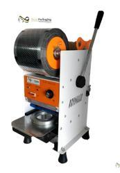 Semi Auto Cup Sealer 80-95 mm / Semi Auto Glass Sealing Machine