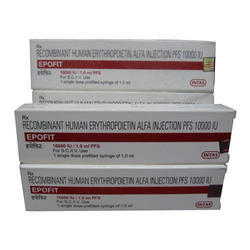 Recombinant Human Erythropoietin Alfa Injection PFS 10000 IU