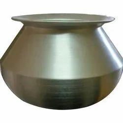 Oval Aluminium Handi