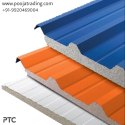 40mm - Kingspan Jindal PUF Insulated Sandwich Roof Panel
