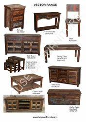 Vector Range Wooden Furniture