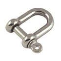 Forged Alloy D Shackles