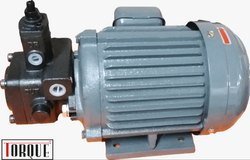 VP Pump with Electric Motor