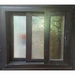 Modular Aluminum Sliding Window