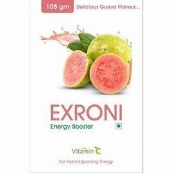 Vitamin C Energy Powder, Pack: 105gm