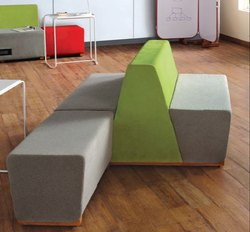 Office Comfortable Seating Sofa Bench