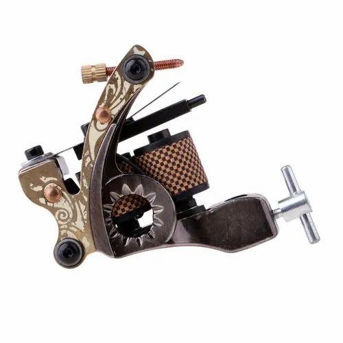 Machines Spare Parts - Tattoo Machine Exporter from New Delhi