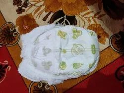 White Baby Diapers, Packaging Type: Plastic Bag