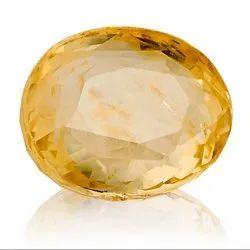 Ceylon Pukhraj Gemstone