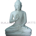 Buddha Fiber Statues