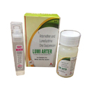 Artemether and Lumefantrine Oral Suspension