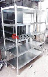 S.S Storage Rack