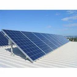 On Grid Industrial Solar Power Plant