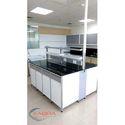 Customisable Laboratory Island Table