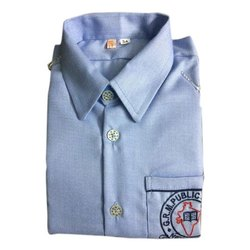Cotton Kids School Uniform Shirt