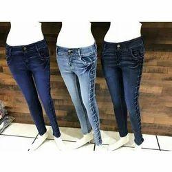 Ladies Jeans, Waist Size: 26.0, 28.0, 32.0, 34