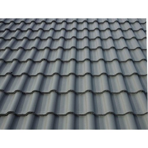 Concrete Roofing Tile Thickness Of Tile 12 To 15 Mm Rs 23 Square Feet Id 20637443148
