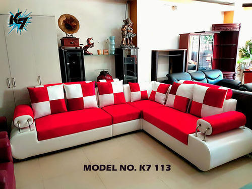 Awesome Sofa Set Feego L Shape 41 Wholesaler From Bengaluru Caraccident5 Cool Chair Designs And Ideas Caraccident5Info