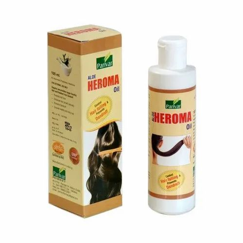 Parivar Heroma Hair Oil 100ml