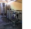 Stainless Steel Water Plant