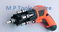 3.6V Cordless Rechargeable Screwdriver Set with Folding Handle Wireless