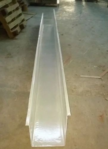 Creative Frp Roof Rain Water Drainage Gutters Size As
