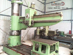 Caser Radial Drilling Machine