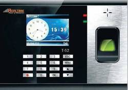 T52 Realtime Color Screen Attendance Recorder System