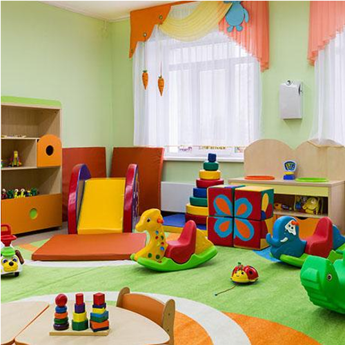 Play School Interior Designing Services In New Sanghvi